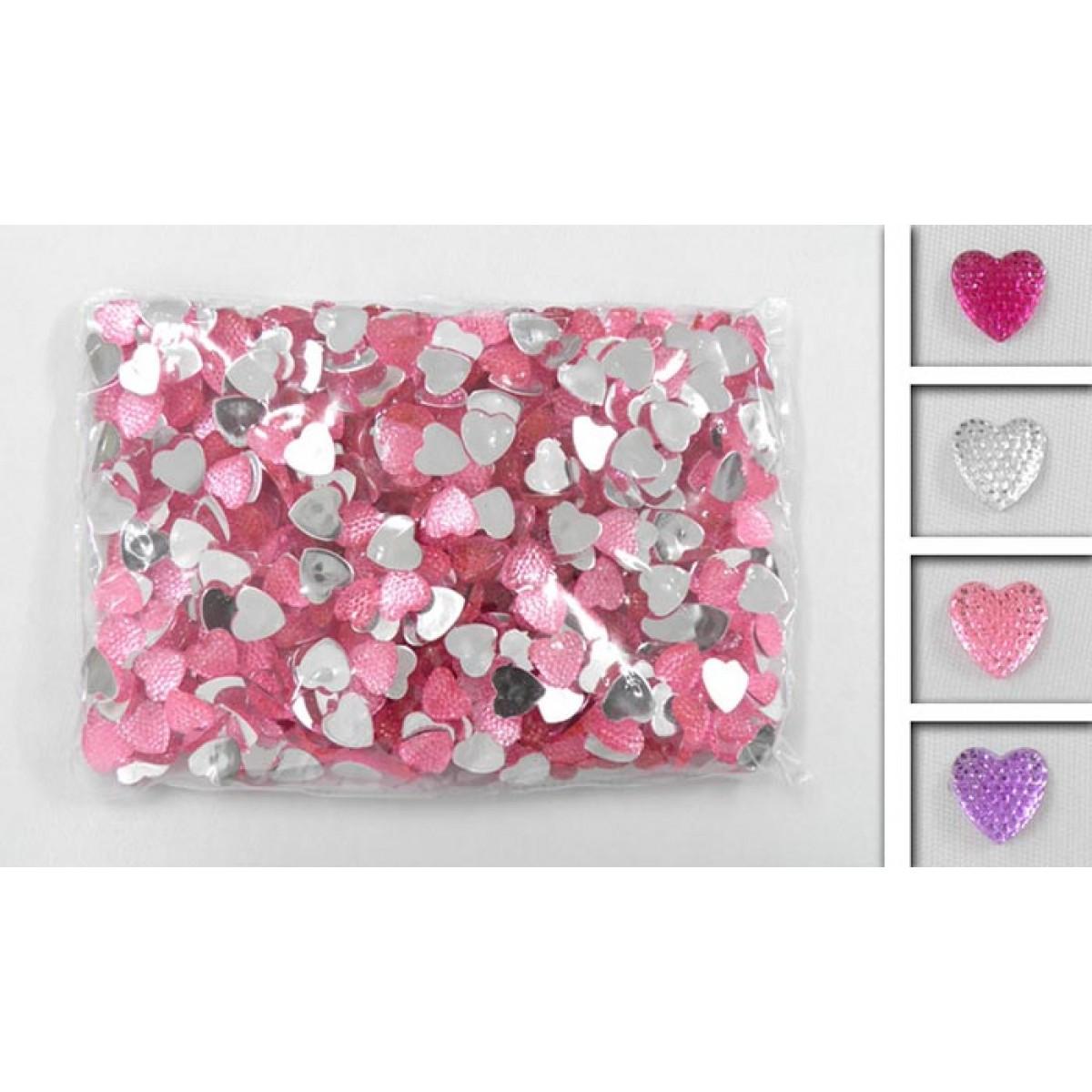 Ακρυλική Καρδιά (Μικρή) Υλικά Χειροτεχνίας
