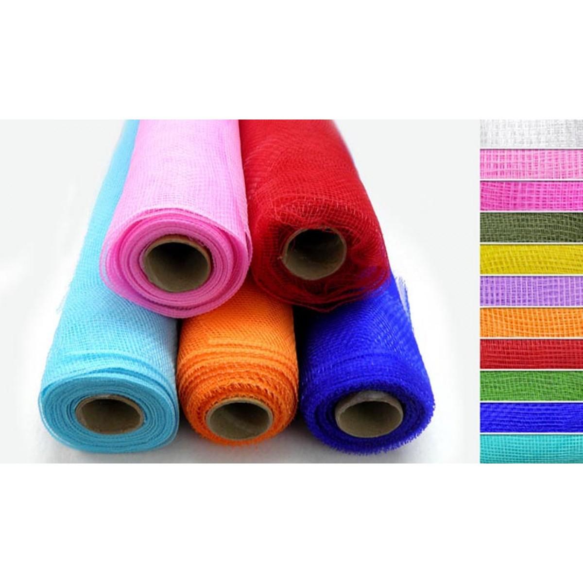 Δίχτυ Πλαστικό Ρολό Υλικά Χειροτεχνίας