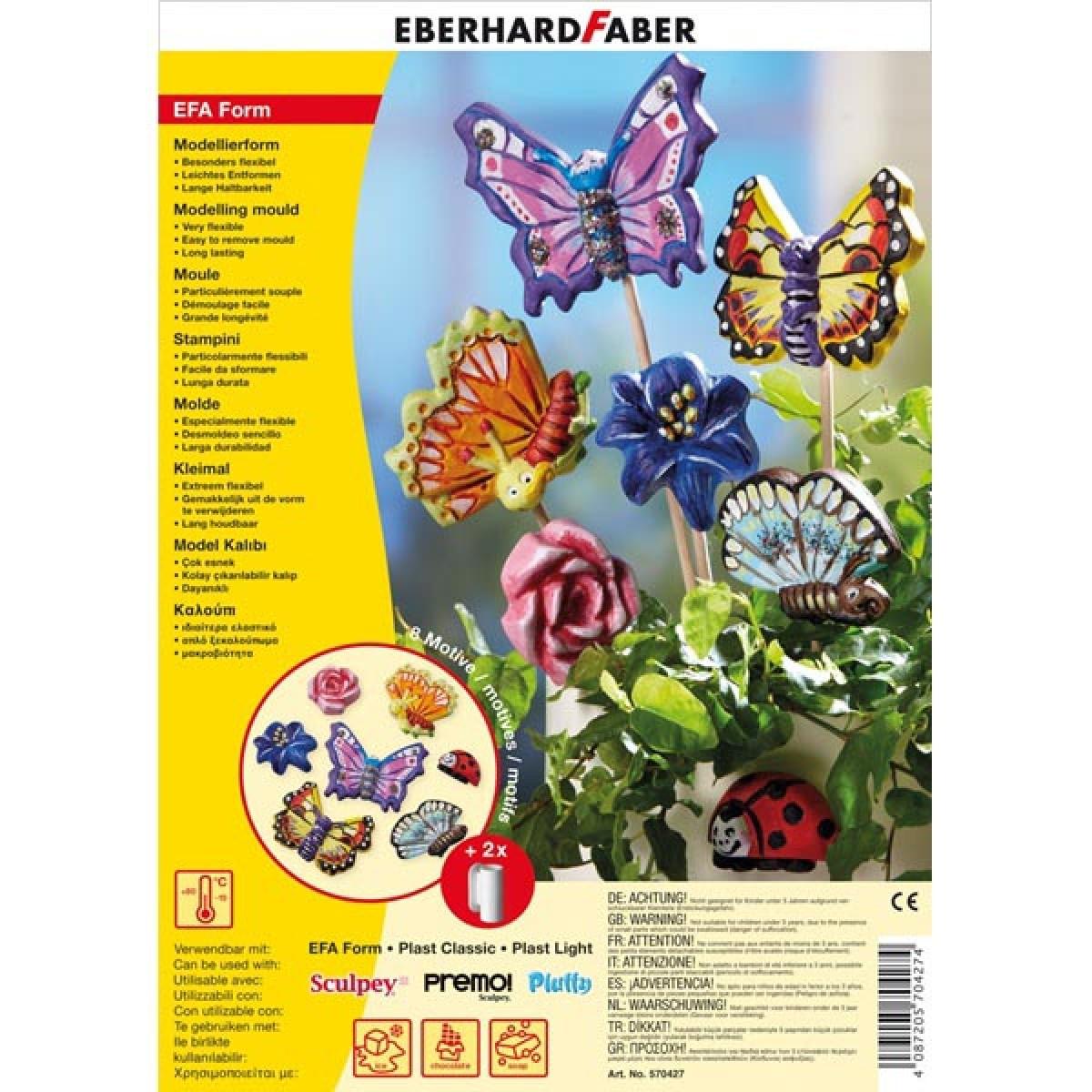 Eberhard Faber Καλούπι Butterfly Είδη Ζωγραφικής