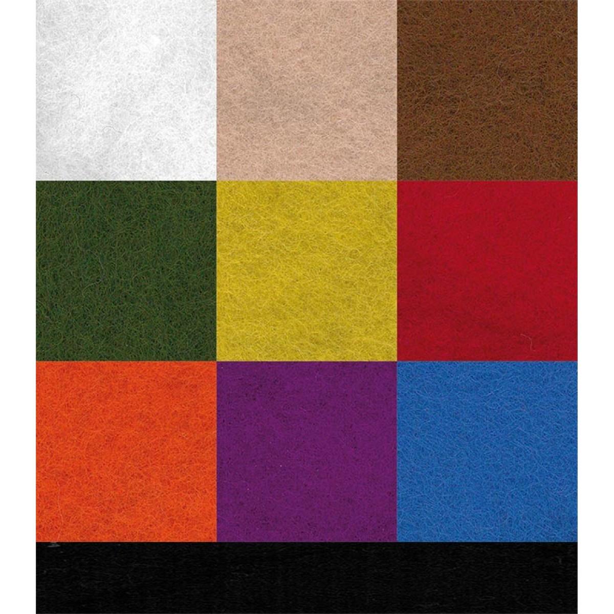 Μαλλί Μίξη Χρωμάτων 100gr Υλικά Χειροτεχνίας