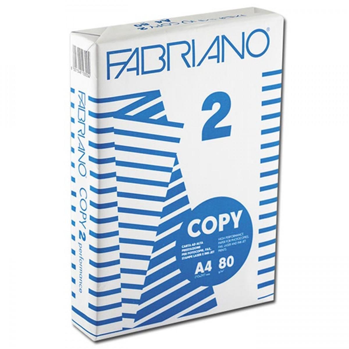 Farbriano Χαρτί Φωτ/κό Α4, Λευκό Χαρτί Φωτοτυπικού