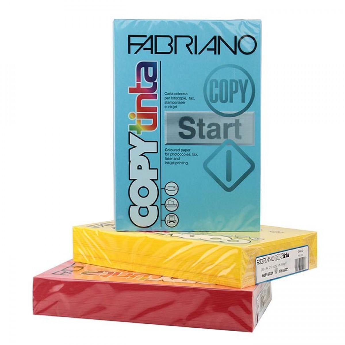 Farbriano Χαρτί Φωτ/κό Α4, Διάφορα Χρώματα (Έντονο) Χαρτί Φωτοτυπικού