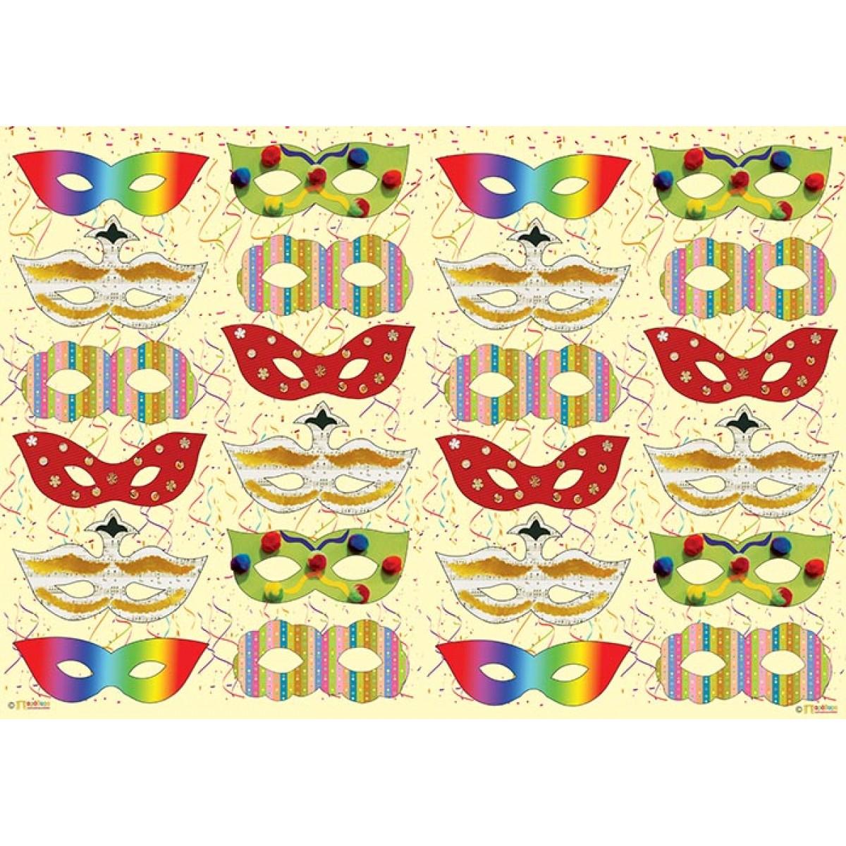 Χαρτόνια Παράθυρο Μάσκες Χαρτόνια