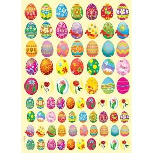 Χαρτόνι Παράθυρο Αυγά