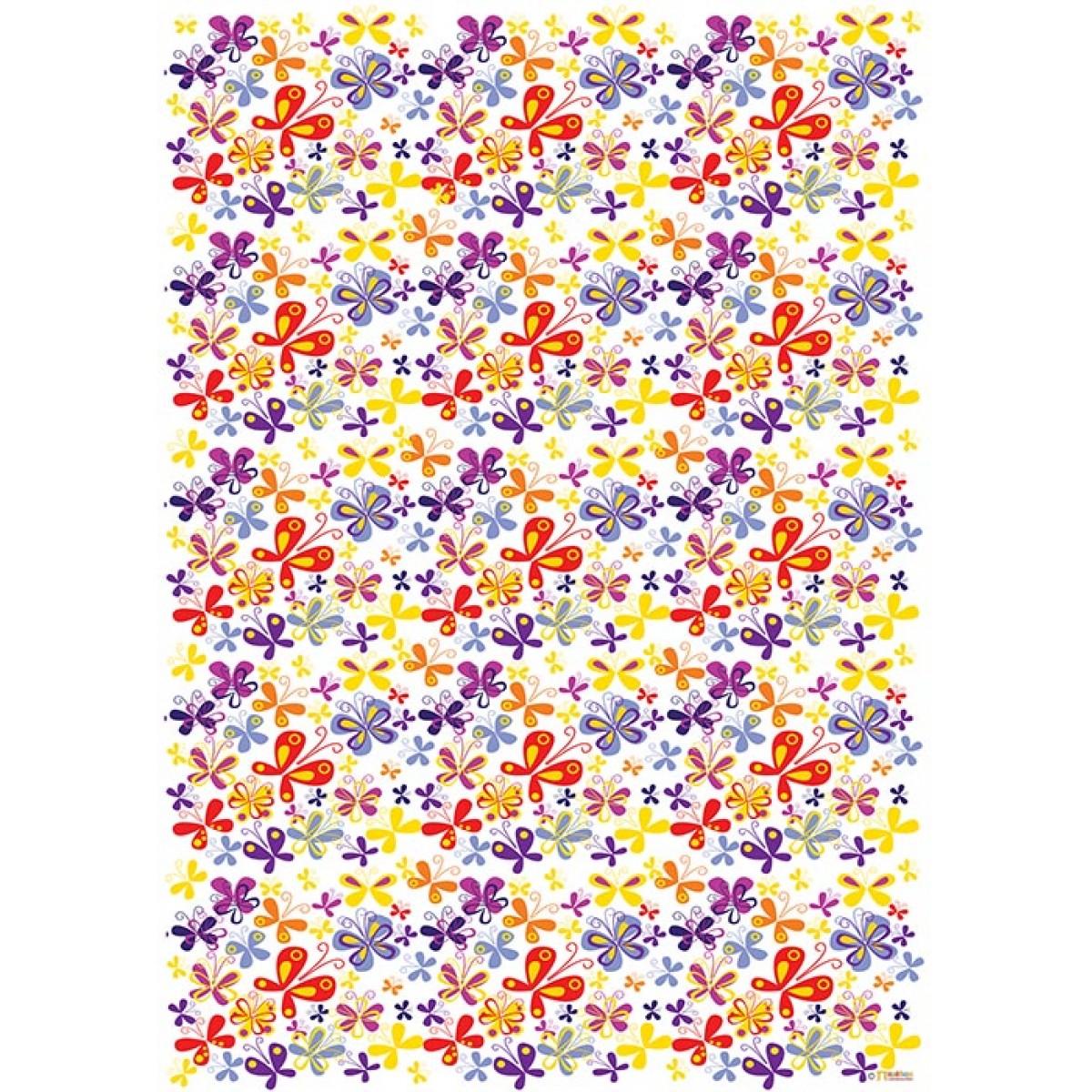 Χαρτόνια Παράθυρο Πεταλούδες Χαρτόνια