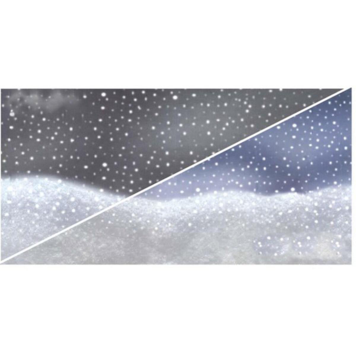 Χιόνι Νύχτα - Μέρα Χαρτόνια