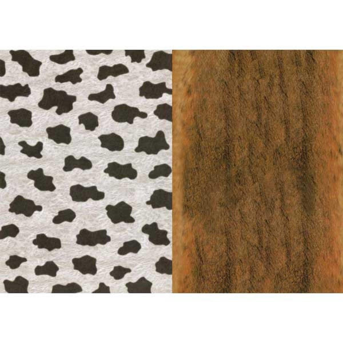 Αγελάδα - Αλεπού Χαρτόνια