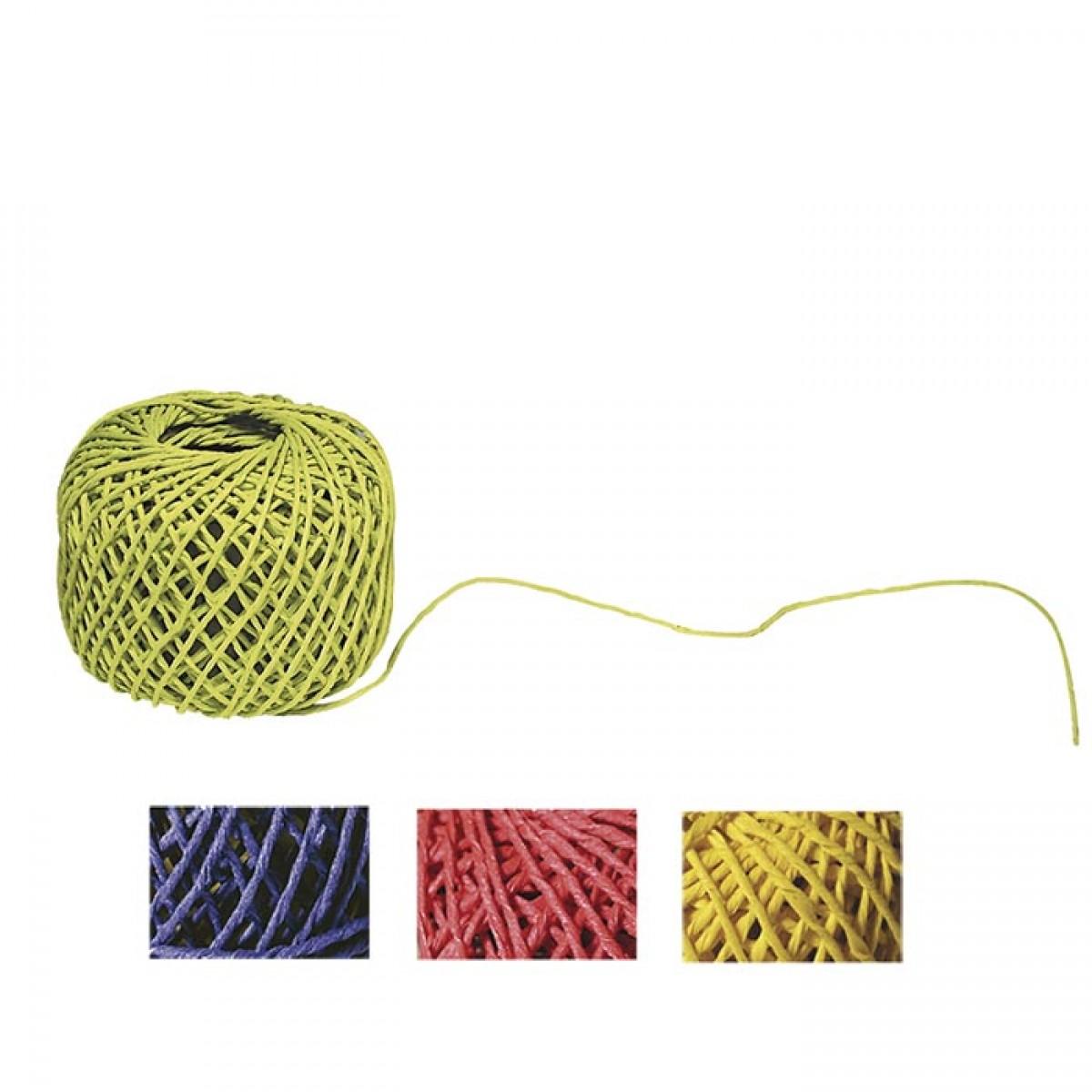 Rayher Κορδόνι Διάφορα Χρώματα 1mm Υλικά Χειροτεχνίας