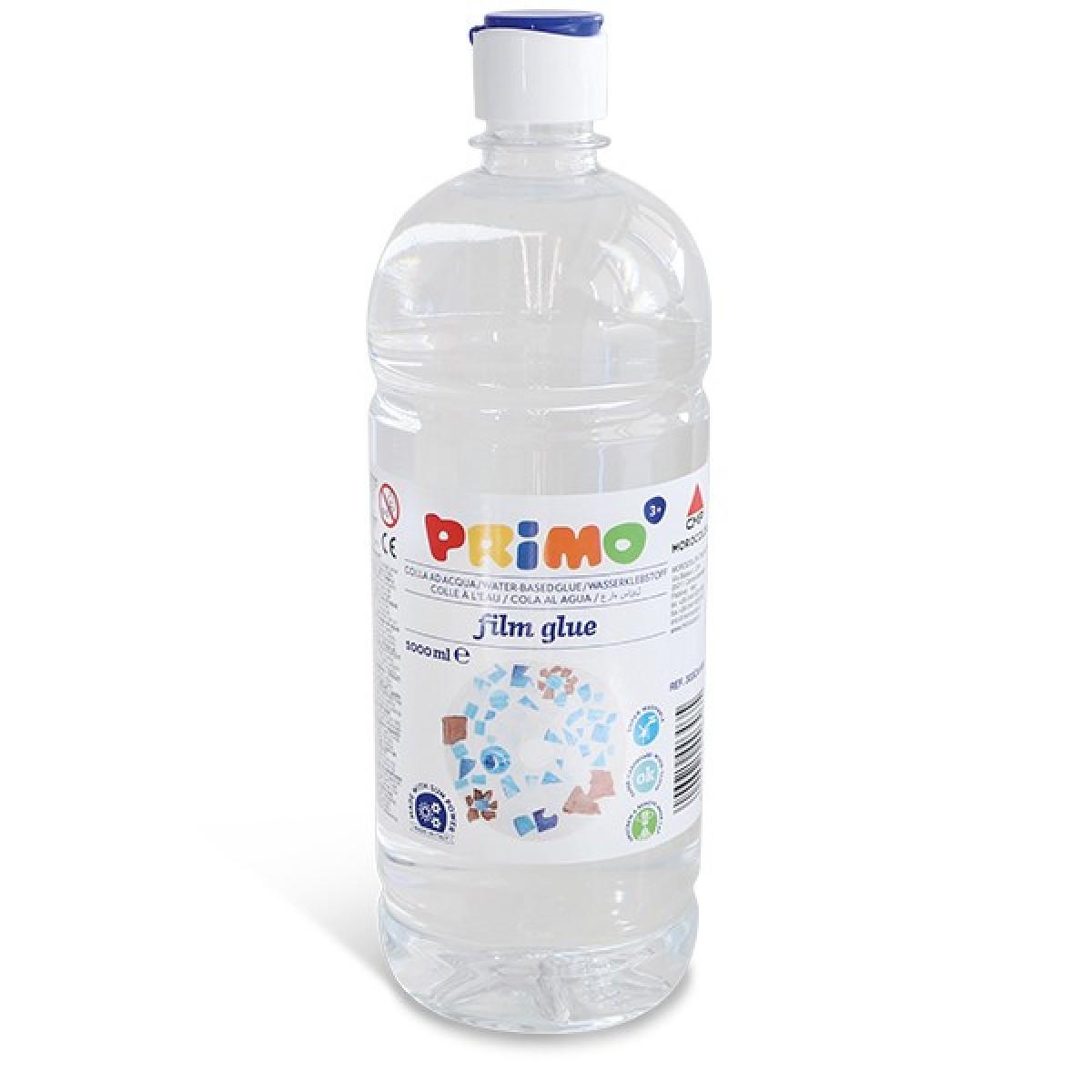 Primo Κόλλα Διαφανής Μπουκάλι 1kg Υλικά Χειροτεχνίας